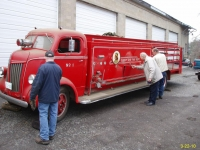 2009 Firetruck Move