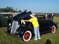 2011 Auburn Show