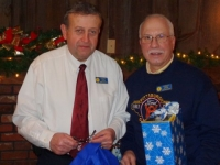 2012 Christmas Party In January
