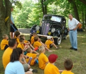 2012 Scout Day Education