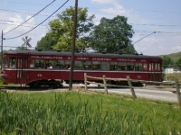 2013 PA Trolley Museum Tour