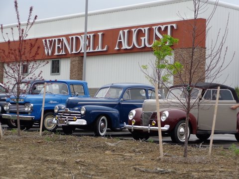2014 Wendell August Forge Tour