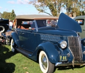 2015 AACA Eastern Fall Meet
