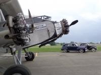 Ford Tri-Motor Vistit Butler PA -001