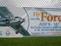 Ford Tri-Motor Vistit Butler PA -002