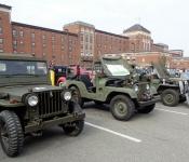 2018 Car Show for Veterans