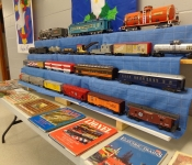 2018 Model Train Exhibit