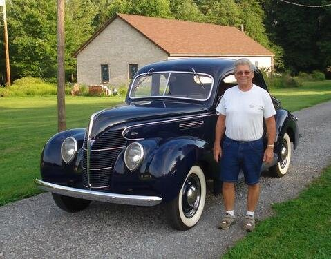 1939 Ford Standard Coupe - Reid