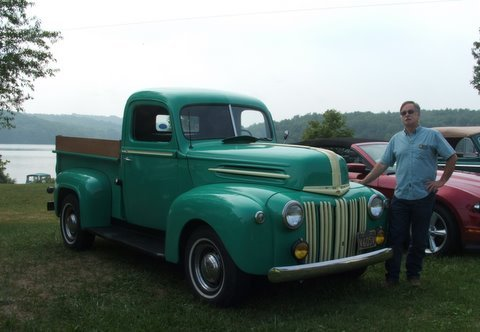 1946 Ford 1/2 ton pickup - Dave