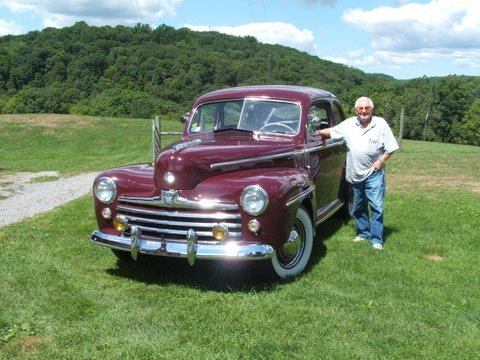 1946 Ford Two Door Sedan - Jerry