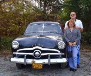 1949 Ford Four Door Sedan