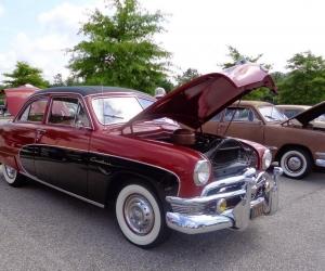 1950 Ford Crestline Tudor