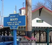 2018 Mars Train Station