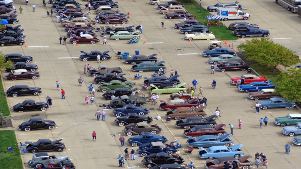 2014 Early Ford V8 Central Meet