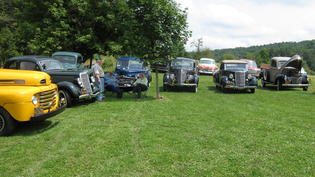 2014 GPRG48 Early Ford V8 Picnic