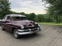 FOR SALE;  1951 Mercury 4 door sedan