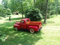 For Sale 1949 Ford F-1 Pickup Truck