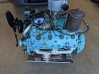 For Sale 1950 Mercury Flathead V8 Engine