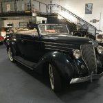 For Sale 1936 Ford Phaeton