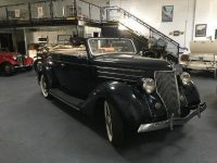 For Sale 1936 Ford Phaeton