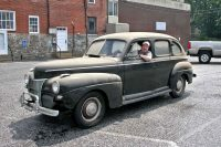 For Sale:  1941 Ford 4 Door Sedan